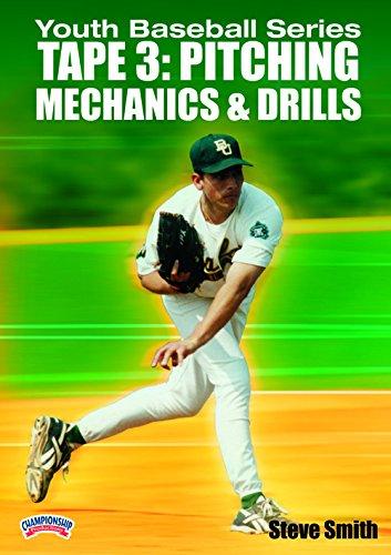 Steve Smith: Youth Baseball Series: Pitching Mechanics & Drills (DVD)