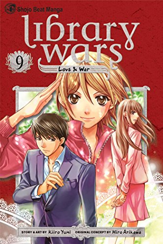 LIBRARY WARS LOVE & WAR GN VOL 09 (C: 1-0-2)