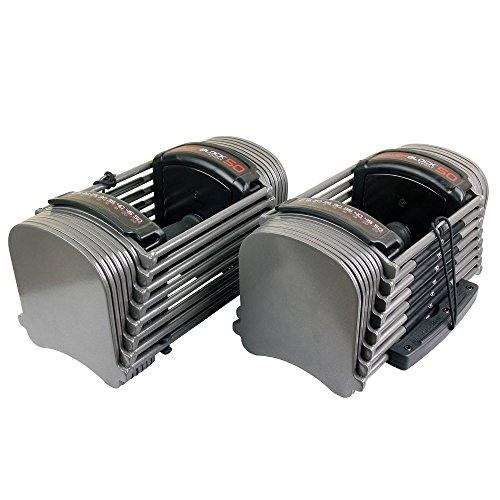 Anpassbares Sport-50-Hantel-Set von PowerBlock