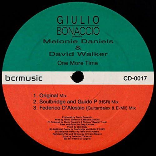 Giulio Bonaccio feat. David Walker & Melonie Daniels