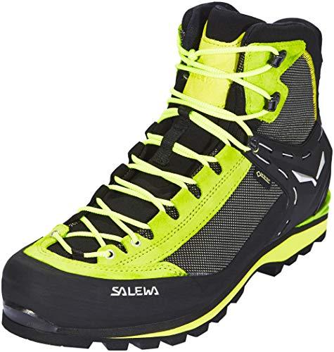 Salewa Men's Trekking & Hiking Boots High Rise Hiking Shoes, Cactus/Sulphur Spring, 13