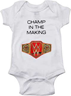 Champ in The Making Unisex Onesie Creeper Multi Large