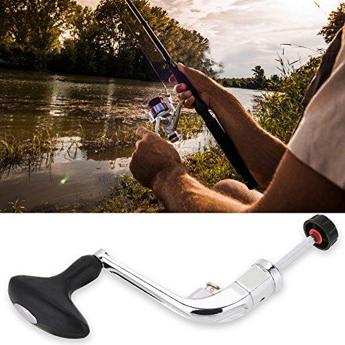 Alomejor Reel Handle Knob Rotatable Knob Power Handle Grip Reel Fishing Spinning Reel Handle Tackle Tools For Outdoor Fishing(2000/3000)