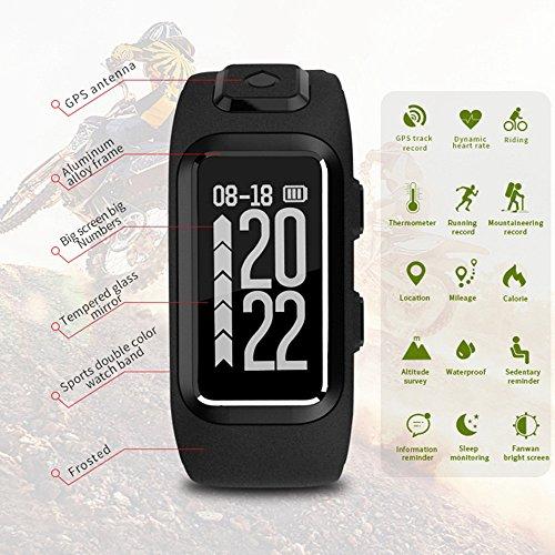 AMH GPS Smart Watch, S909 0,96