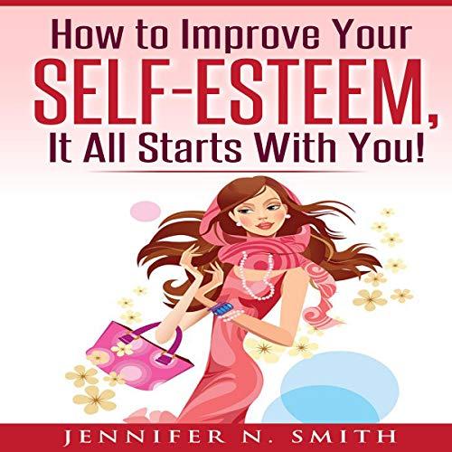 Self-Esteem audiobook cover art