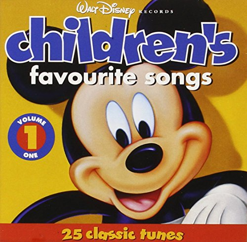 Disney Records Children's Favori...