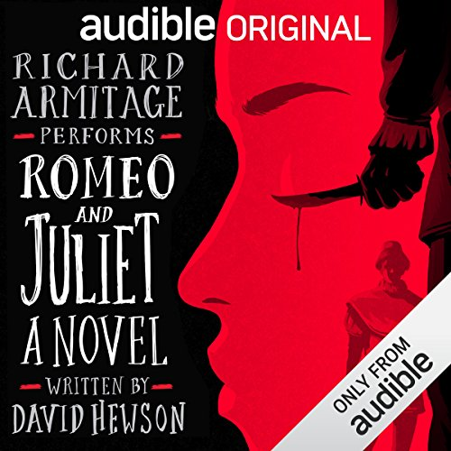 『Romeo and Juliet: A Novel』のカバーアート