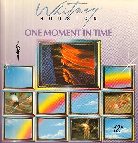 One moment in time (1988) [Vinyl Single]