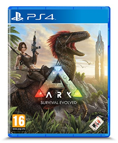 ARK: Survival Evolved - [AT-PEGI] - [PlayStation 4]