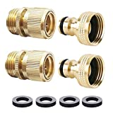 Garden Hoses With Brass Connectors - Best Reviews Guide
