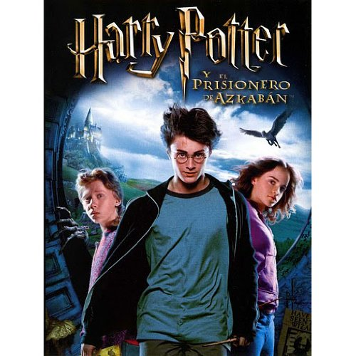 Harry Potter y el prisionero de Azkaban [DVD]