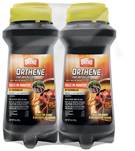 Ortho Orthene Fire Ant Killer1, 12 oz. (2-Pack)