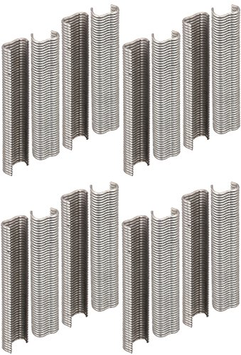 GAH-Alberts 531188 Drahtklammer Material: Stahl roh, Oberfläche: verzinkt Breite 22 mm