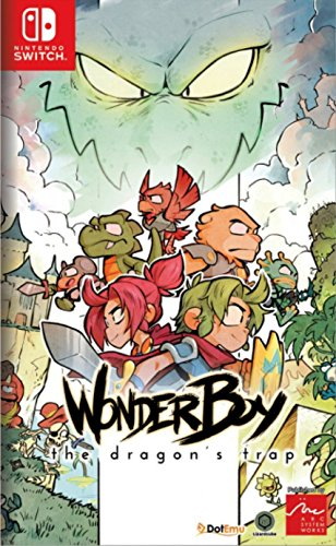 Wonder Boy: The Dragons Trap - [Importación USA]