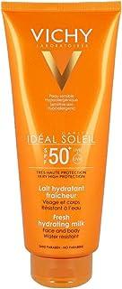Vichy Ideal Soleil Protector Solar para La Familia FPS 50+, 300 ml