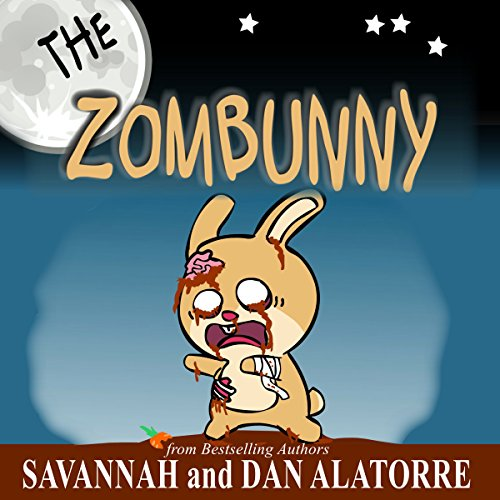 The Zombunny cover art