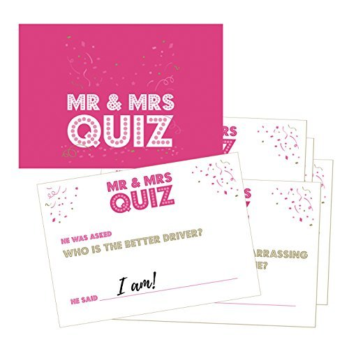 Mr and Mrs Game Hen Party Question Cards, Hen Party Games Classy, Pin The Junk on The Hunk