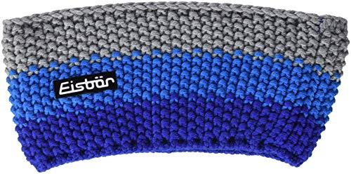Eisbär Star Stirnband, blitzblau/Bugatti/Graumele, One Size