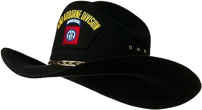 EAGLE CREST US Military Cowboy Outback Hat