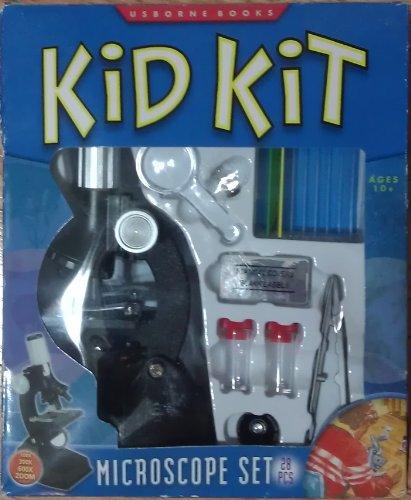 World Of The Microscope (Kid Kits)