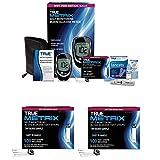 TRUE METRIX® Starter Kit Plus TRUE METRIX® Blood Glucose Test Strips NFRS 100ct - 2 Pack (200 Test Strips)