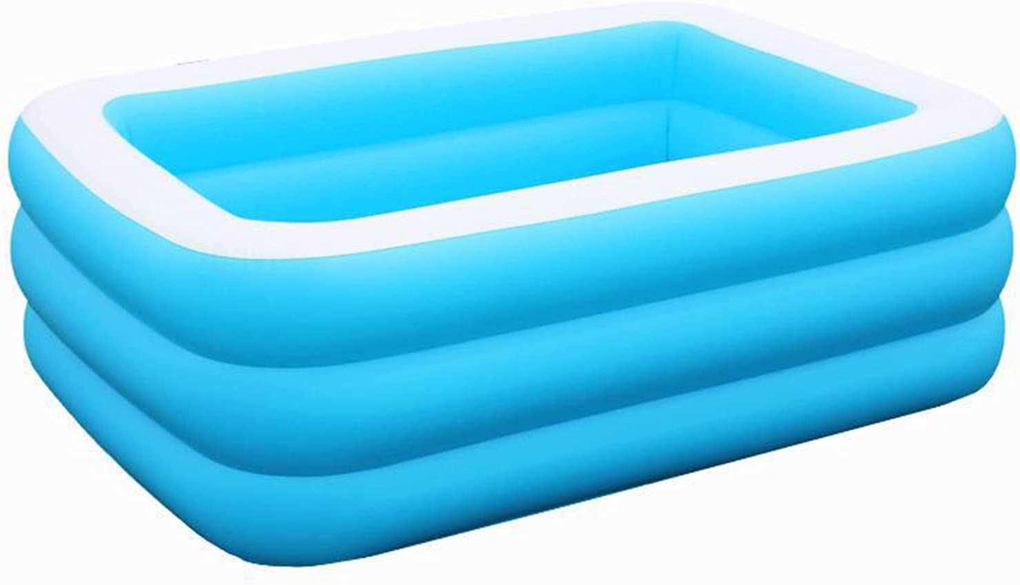 GFQTTY Multi-Size Home Use Inflatable 3 Lay Pool Large Max 80% OFF Swimming unisex