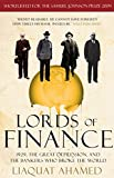 Lords of finance - 1929, The Great Depression, and the Bankers who Broke the World-