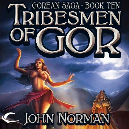 Tribesmen of Gor cover art