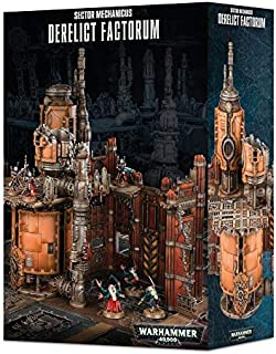 Derelict Factorum Warhammer 40,000