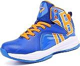Zapatillas Unisex Niños Zapatos de Baloncesto Casual...