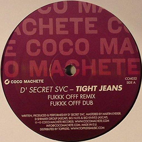 D'Secret Svc - Tight Jeans - Coco Machete Records - CCM032
