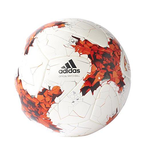 adidas Euro Offizieller Spielball, White, 5