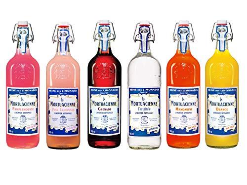 Rième Boissons La Mortuacienne Variety Set, Probierpaket, 6 x 1L