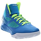 Under Armour Men's ClutchFit Drive II Basketball Shoes Snorkel Fuel Green Size 10 M US