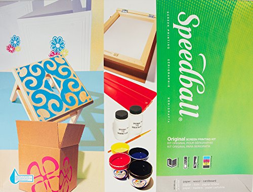 Speedball Introductory Screen Printing Kit (004517)