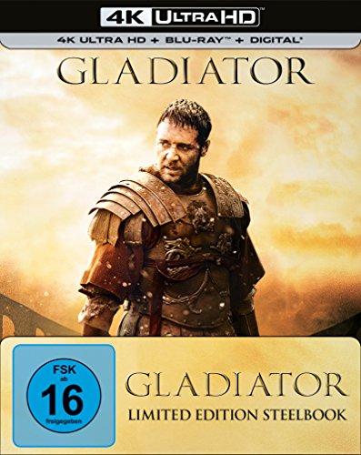 Gladiator Limited Steelbook [Blu-ray]