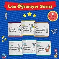 Leo Öğreniyor Serisi - 6 Kitap Takım