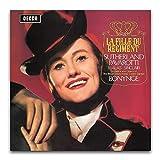 Luciano Pavarotti Album-Cover – Donizetti La Fille Du