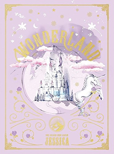 Jessica - Wonderland (2nd Mini Album) CD+Photobook+Extra Photocars Set