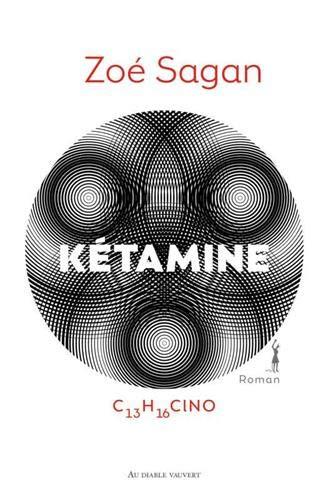 Kétamine : C13H16ClNO