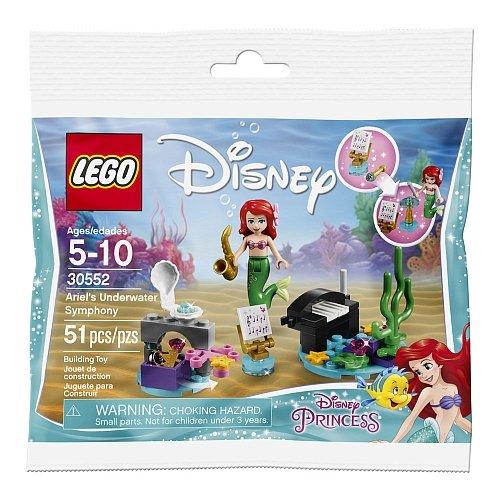 LEGO Disney Princess - Die Meerjungfrau - 30552