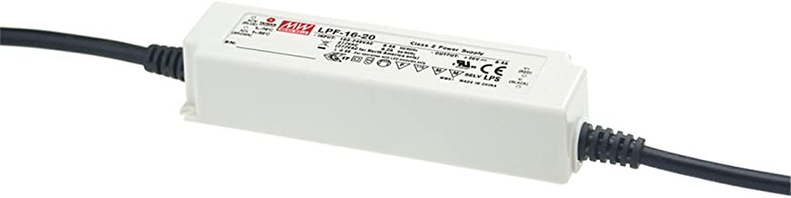 LED Driver 16 Watt Single Output Switching Power Supply, 12 Volts @ 1.34 Amps