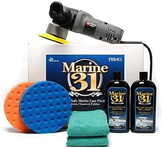 Porter Cable 7424xp Marine 31 Boat Polish & Wax Kit