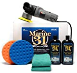 Marine 31 Porter Cable 7424xp Boat Polish & Wax Kit