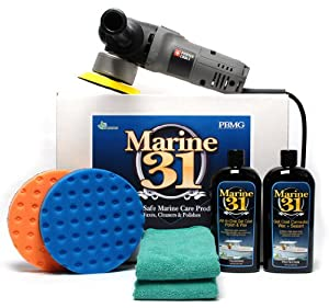 Marine 31 Porter Cable 7424xp Polish & Wax Kit