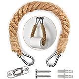 Portarrollos Papel Higiénico Vintage con Cuerda Soporte para Toallas con Cuerda...