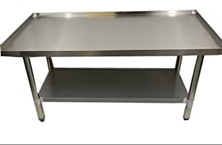 KPS Stainless Steel Equipment Grill Stand 24 x 36 - Heavy Duty NSF