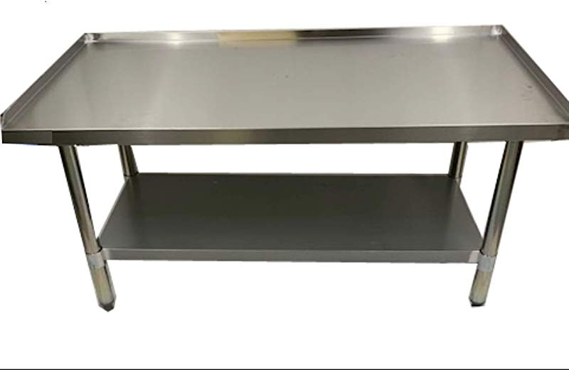 KPS Stainless Steel Equipment Grill Stand 30 X 60 Heavy Duty NSF