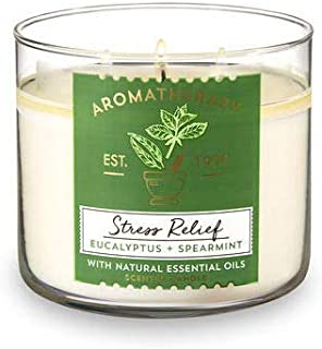 Best eucalyptus mint candle stress relief Reviews