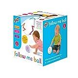 Galt Toys 1005059 Leuchtball für Krabbelkinder, Mehrfarbig